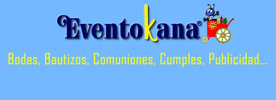 Eventokana: Carritos de chuches en Madrid