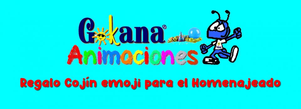 Animaciones Infantiles Gokana, fiestas infantiles madrid